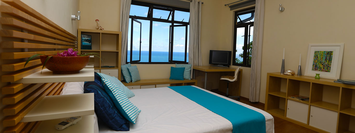Sea View Rooms Seychelles